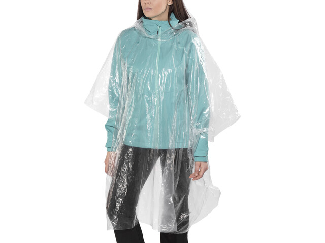 Coghlans Emergency Poncho, transparent